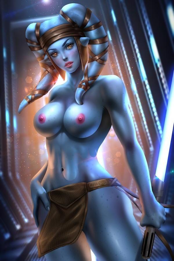 star wars sex comics