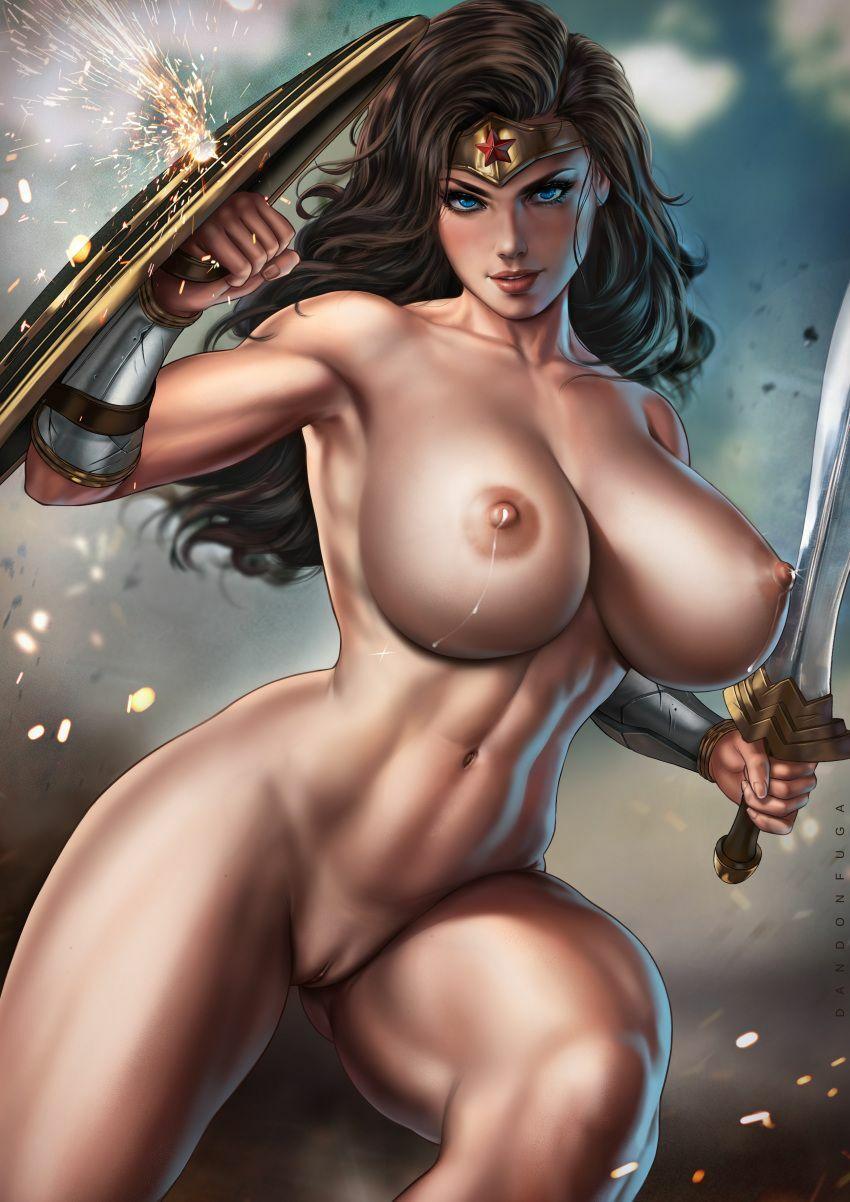 wonderwoman porn